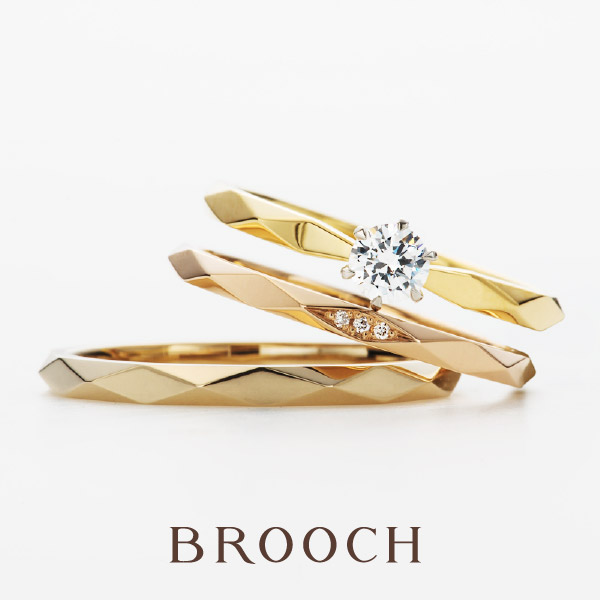 新潟でシンプル可愛い結婚指輪、婚約指を選ぶならinfinityloveのサンシャインがおすすめ