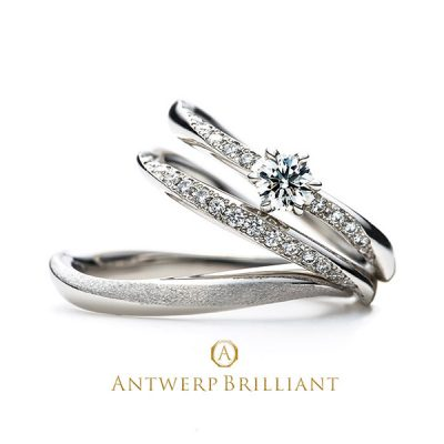 新潟結婚指輪婚約指輪結婚結婚式エンゲージリングマリッジリングウェディングブライダルANTWERPBRILLIANT