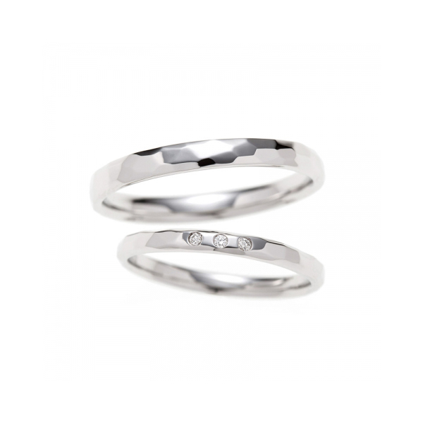 新潟結婚指輪婚約指輪可愛いシンプルプラチナゴールドダイヤモンドトレンド