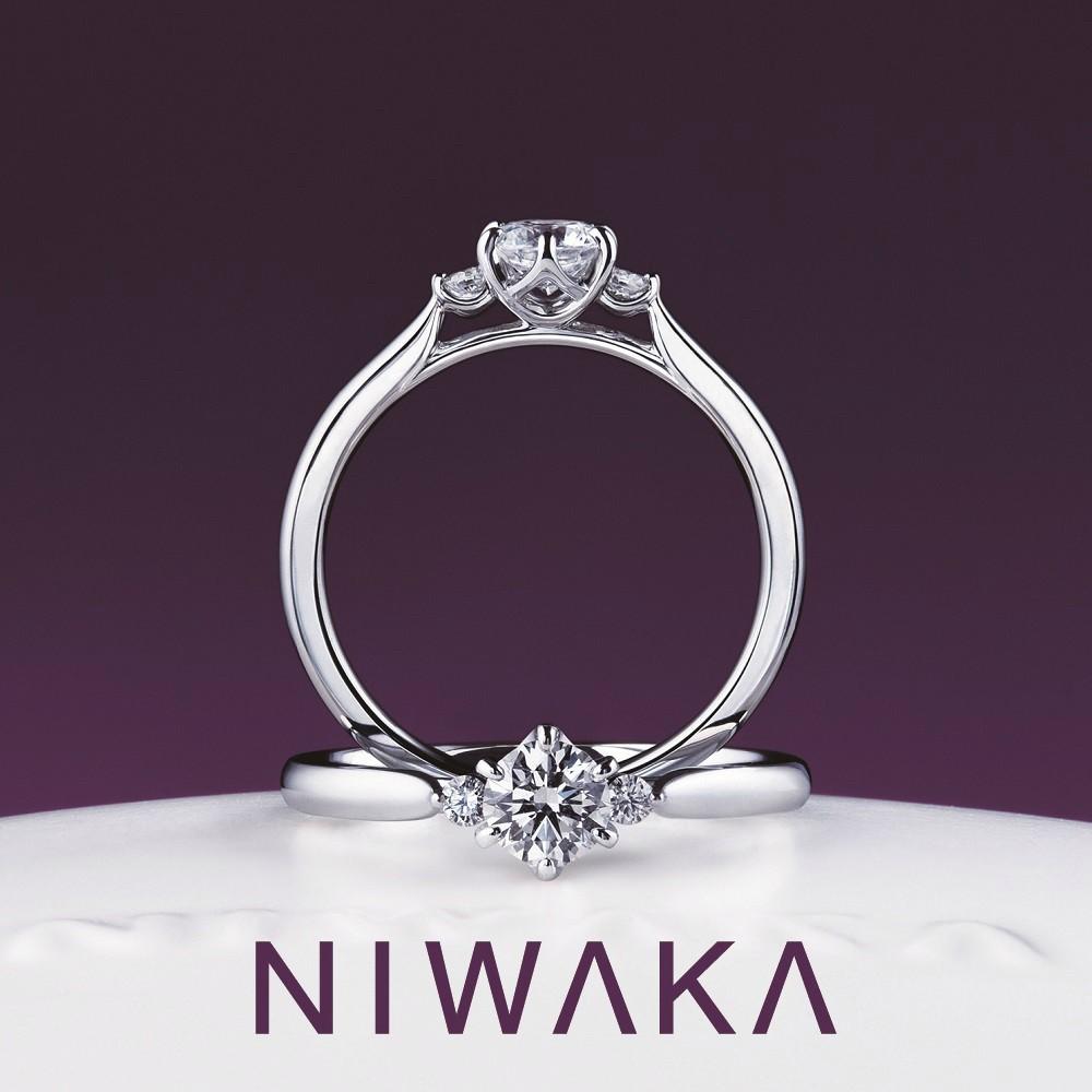 俄(にわか)のプロポーズの指輪