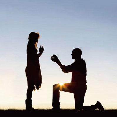 サプライズで婚約指輪を贈ろう!新潟で結婚指輪婚約指輪を用意するならBROOCh