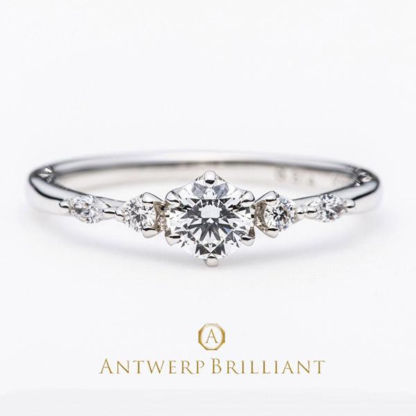 プロポーズの指輪antwerpbrilliant