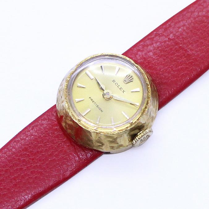 新潟のブライダルジュエリー取扱店のブローチでアンティーク時計の取り扱いを始めました