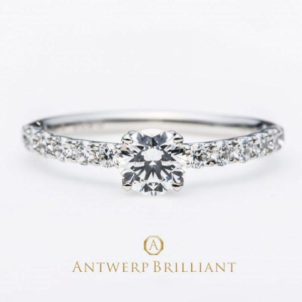 新潟で結婚指輪、婚約指輪を探すならアントワープブリリアントの最高グレードのダイヤをお選びください