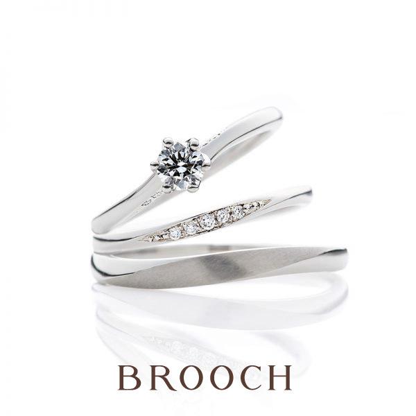 新潟で結婚指輪を探すなら、BROOCHで取り扱いのあるBRIDGEブリッジの未来への船出がおすすめ