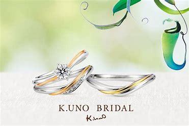 ピンクゴールドが可愛いケイウノの婚約指輪と結婚指輪は正規取り扱い店BROOCHで見ていただけます