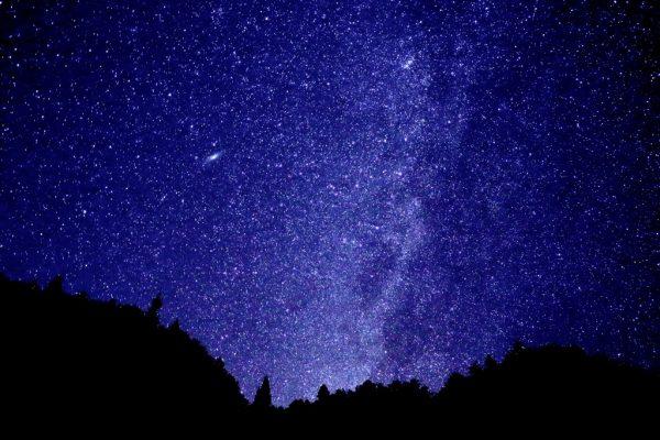 新潟でプロポーズ 阿智村の星空