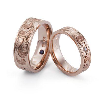 新潟 ブランド ハワイアンジュエリー ダイヤモンド BROOCHブローチ 結婚指輪 婚約指輪 ブライダル リング 高級 一生もの 記念品 リゾート婚