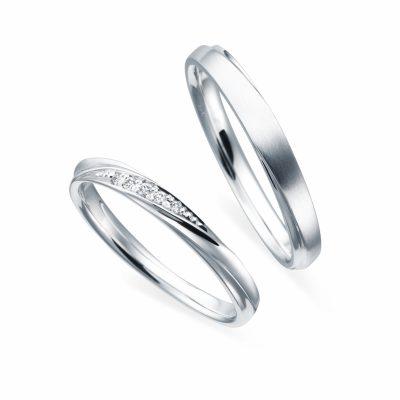 新潟結婚婚約指輪マリッジエンゲージリングサムシングブルーBROOCHブローチ
