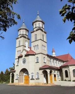 新潟でプロポーズ 新潟カトリック教会