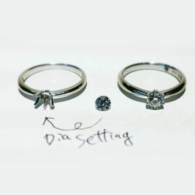 「ダイヤモンド&プロポーズリング」のポイント