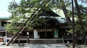 新潟でプロポーズ 白山神社