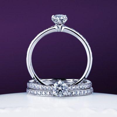 婚約指輪なら和風な俄(にわか)がおすすめ