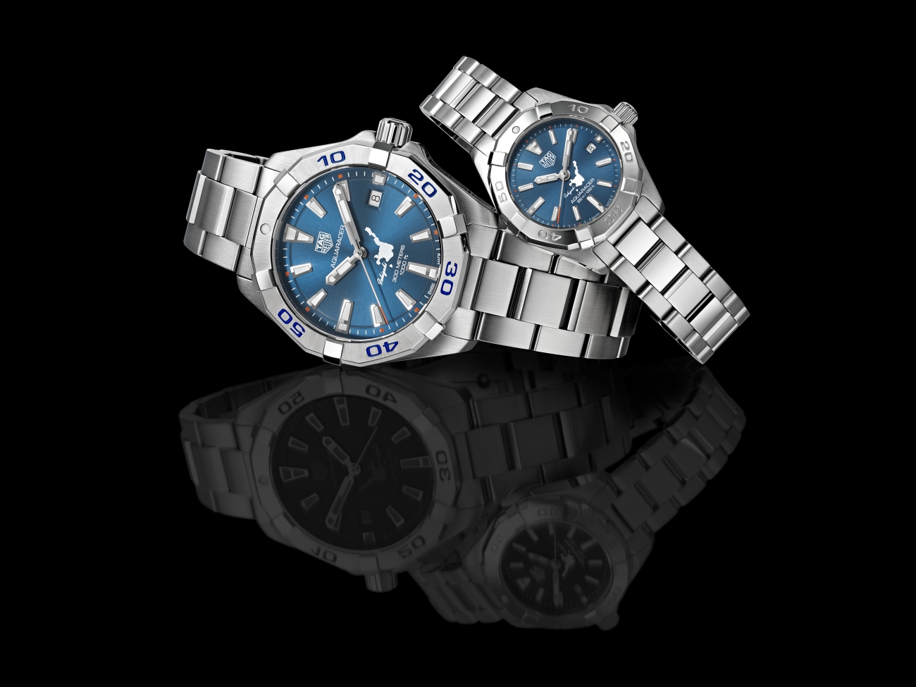 TAG Heuer SUMMER AQUARACERS COLLECTION