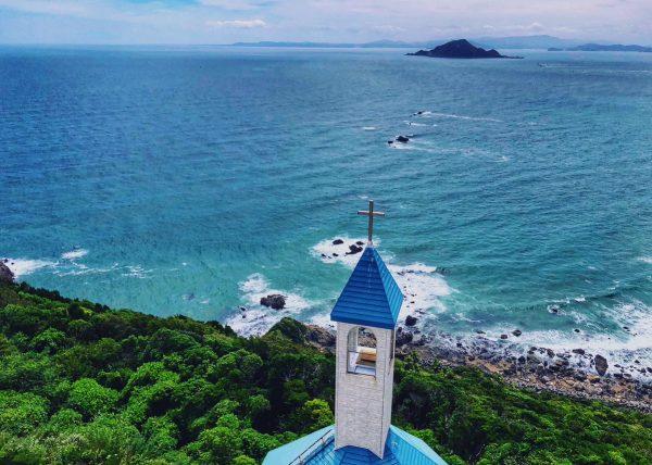 新潟でプロポーズ 神島