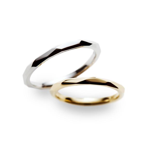 新潟市のブローチでシンプルな結婚指輪(マリッジリング)を選ぶならロゼットがおすすめ
