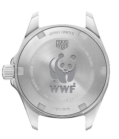 人気のスイスメイド時計TAGHeuerの限定モデル