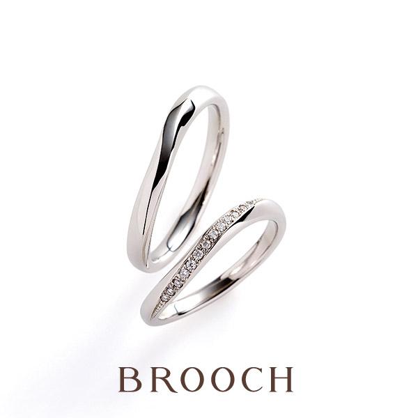 新潟 結婚指輪 婚約指輪 BROOCH ブローチ マリッジリング エンゲージリング サプライズ プロポーズ