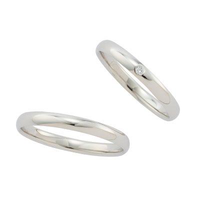 シンプルでかわいくて着けやすいinsembreインセンブレの結婚指輪マリッジリング