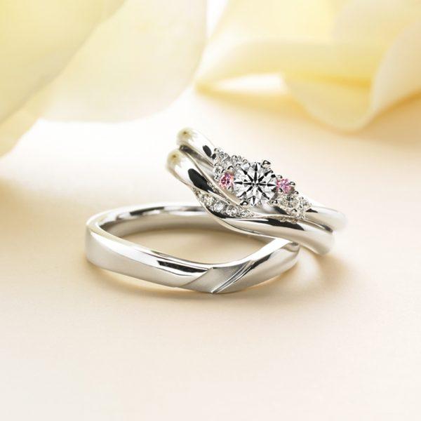 新潟でかわいい結婚指輪をお探しならBROOCH(ブローチ)へ