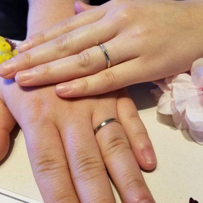 新潟結婚指輪婚約マリッジエンゲージプロポーズサプライズ内緒社内恋愛