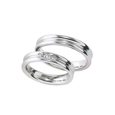 シンプルで着けやすい格好いいかわいい結婚指輪マリッジリングはFURRER-JACOTフラージャコー