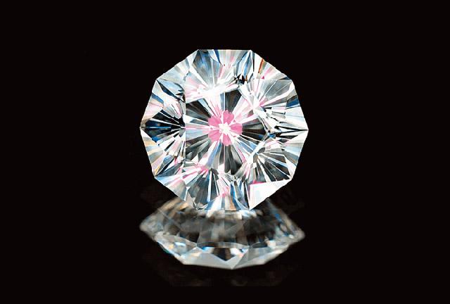 和のリングやオリジナルカットのダイヤモンドは杢目金屋のサクラダイヤモンド