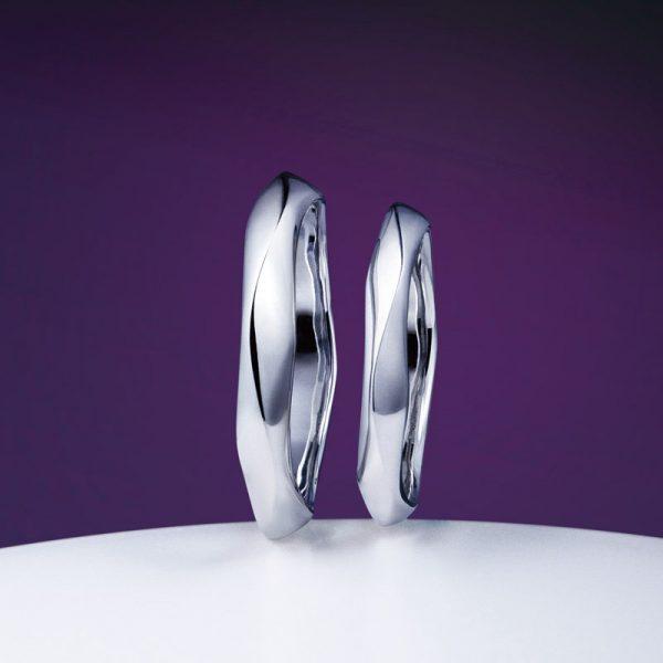 シンプルな結婚指輪を探すなら新潟NIWAKA由良