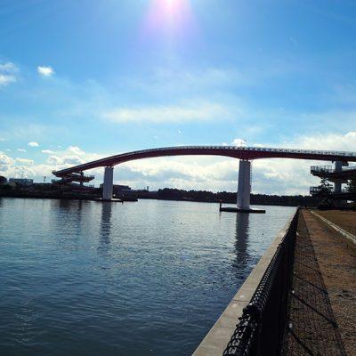 プロポーズをするなら素敵なスポットは東京湾も見渡せる中の島大橋