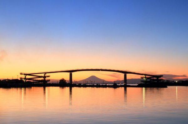 新潟でプロポーズ 中の島大橋