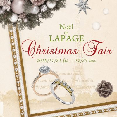 Noel de LAPAGE Christmas Fair