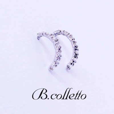 B.colletto half circle dia pierce(WG)