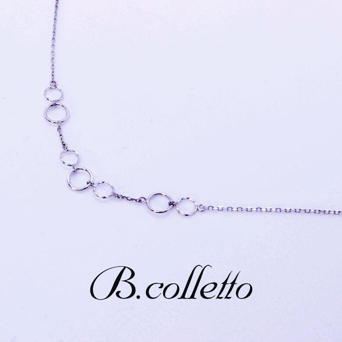 B.colletto フープブレスレット