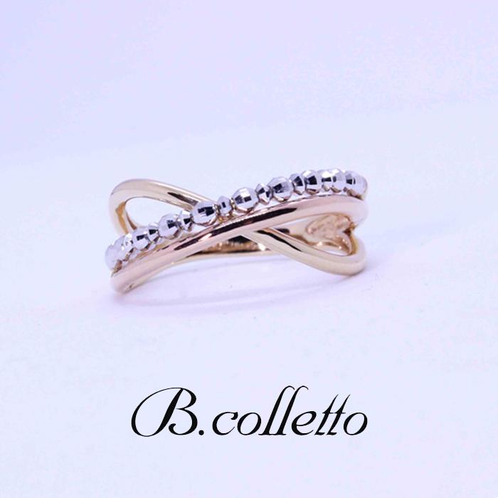 B.colletto インフィニティコンビネーションリング