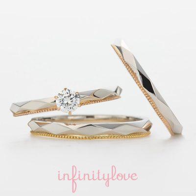 infinitylove インフィニティラブ フラッグ flag 旗 カワイイ 新潟 結婚指輪 婚約指輪 マリッジリング エンゲージリング BROOCH ブローチ
