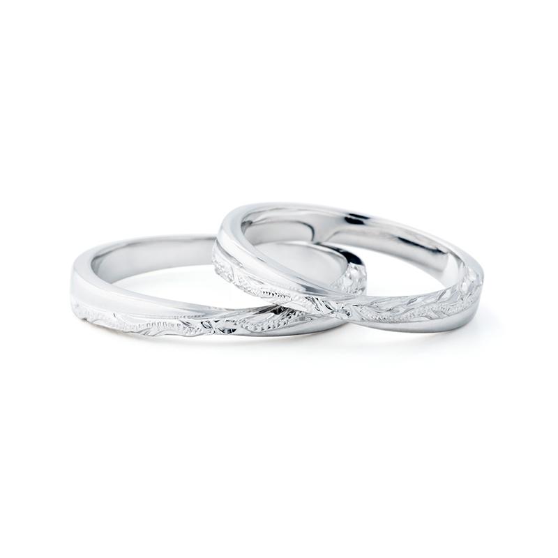 寒い冬も乗り越えるPrivateBeachの結婚指輪は南十字星