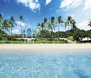 美しい海に囲まれたハワイのプロポーズスポット
