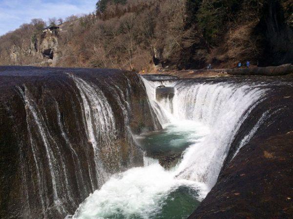新潟でプロポーズ 吹割の滝