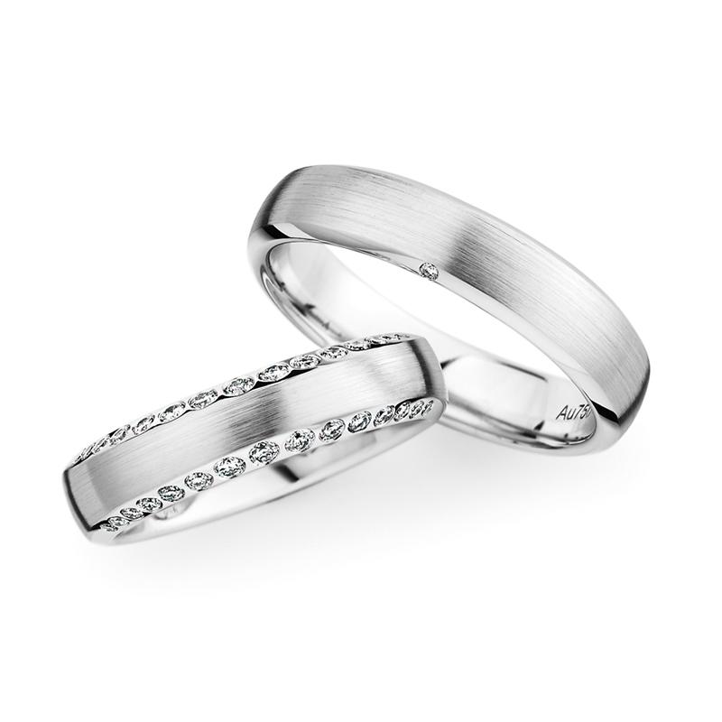 CHRISTIAN BAUER クリスチャンバウアー 新潟 結婚指輪 婚約指輪 マリッジリング エンゲージリング ブライダルリング ウェディングリング 結婚式 サプライズ プロポーズ シンプル かっこいい きれい コンビネーション ダイヤモンド 鍛造 BROOCH ブローチ