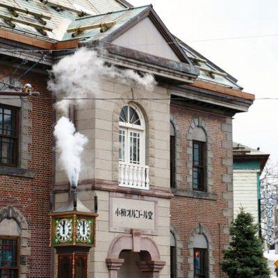BROOCHのオススメプロポーズスポット小樽オルゴール館