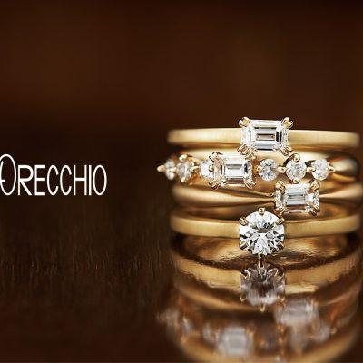 婚約指輪・結婚指輪・ブライダルリング・ゴールド・アンティーク