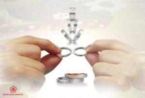 杢目金屋 セレモニー 結婚指輪 分かち合い
