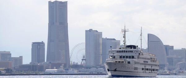 新潟でプロポーズ 横浜クルーズ船 ロイヤルウイング