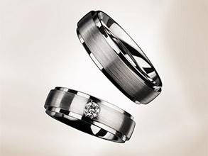 つきにくく安心の結婚指輪
