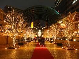 輝くイルミネーションの下で特別なプロポーズをするなら恵比寿ガーデンプレイス