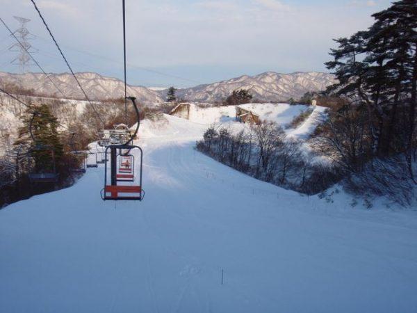 新潟でプロポーズ わかぶな高原スキー場