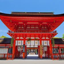 新潟でプロポーズ 下鴨神社
