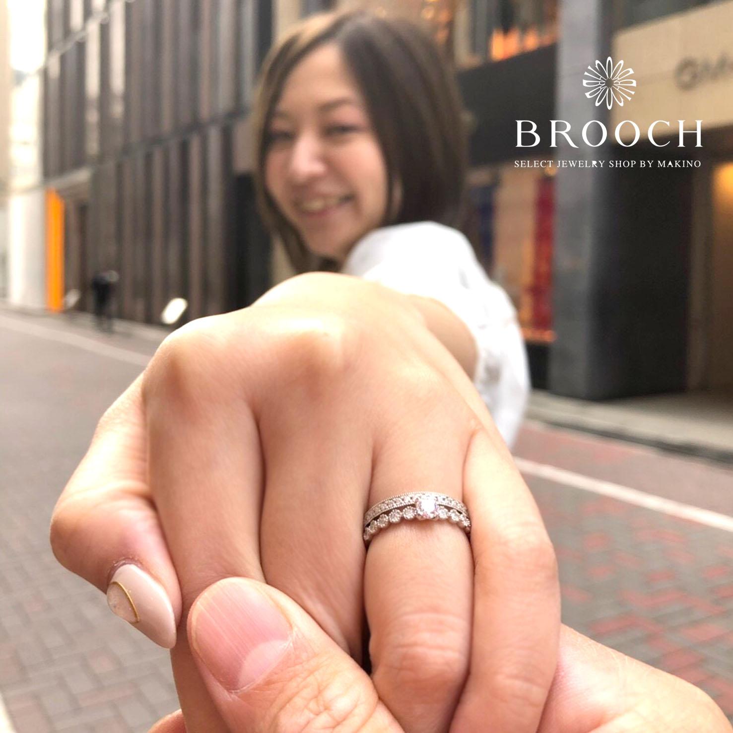 最高のダイヤモンドを贈るサプライズプロポーズ