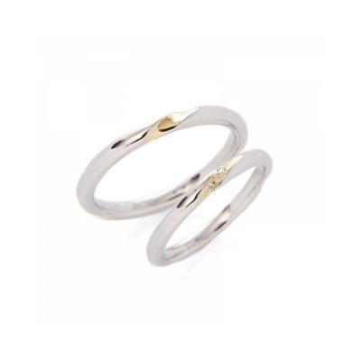 人気の新潟デザイナー結婚指輪プロポーズ大作戦はしわたし