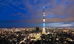 新潟でプロポーズ 東京スカイツリー